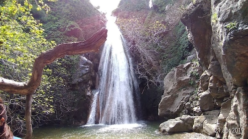 The Richtis Waterfall and North Coast