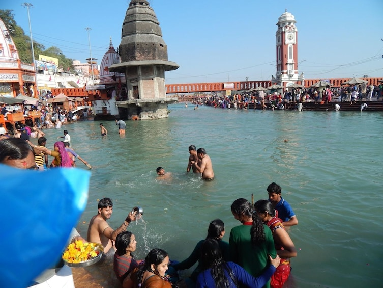 Show item 2 of 4. Full Day : Haridwar Day Tour From Delhi