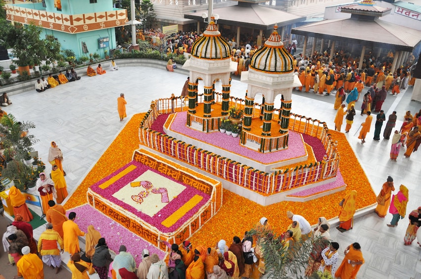 Show item 4 of 4. Full Day : Haridwar Day Tour From Delhi