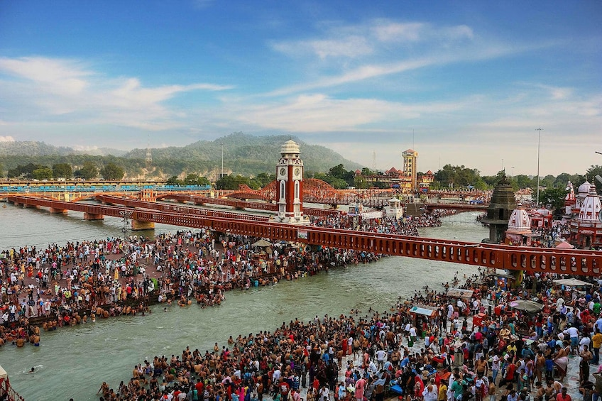 Show item 1 of 4. Full Day : Haridwar Day Tour From Delhi