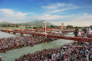 Full Day : Haridwar Day Tour From Delhi