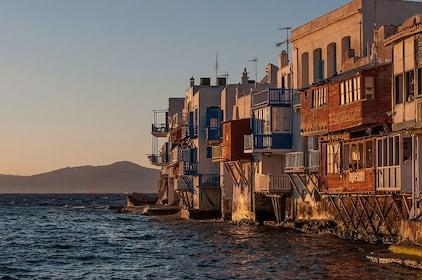 Mykonos Little Venice Sunset.jpg