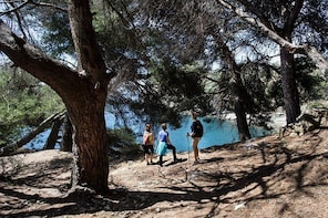 The Costa Brava at your feet. Hike the coastal path at your own pace