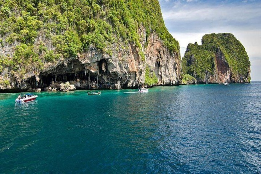 Show item 5 of 12. Phi Phi Maya Bamboo Tour by Speed Boat