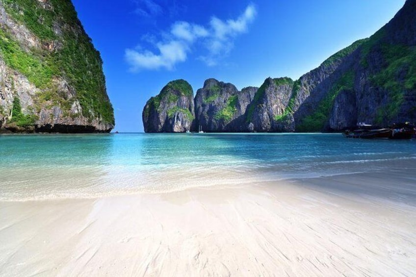 Show item 3 of 12. Phi Phi Half Day Tour Speed Boat Tour