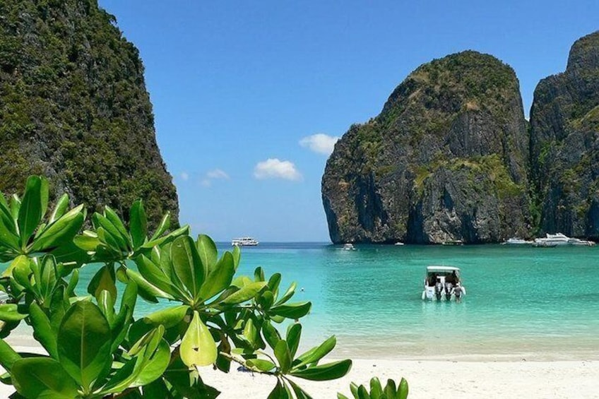 Show item 4 of 12. Phi Phi Khai Maiton Speed Boat