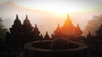 Borobudur Sunrise Cycling