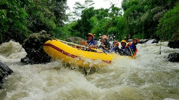 Lombok Rafting with Transport and Lunch