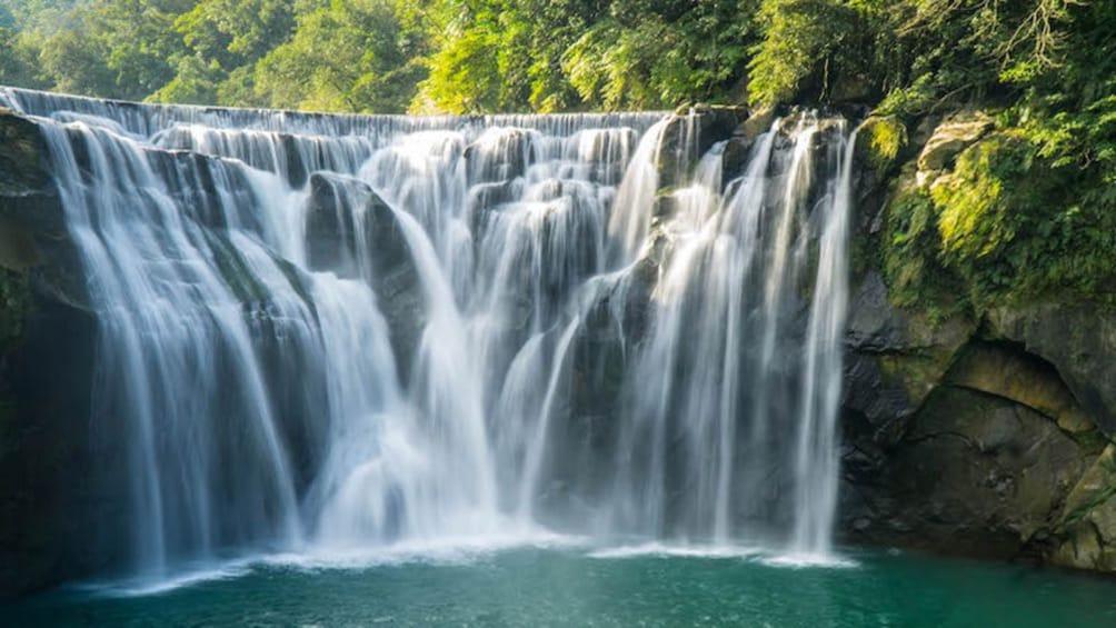 Show item 5 of 7. Taiwan Join Bus Tour: Yehliu, Shifen Waterfall & Jiufen