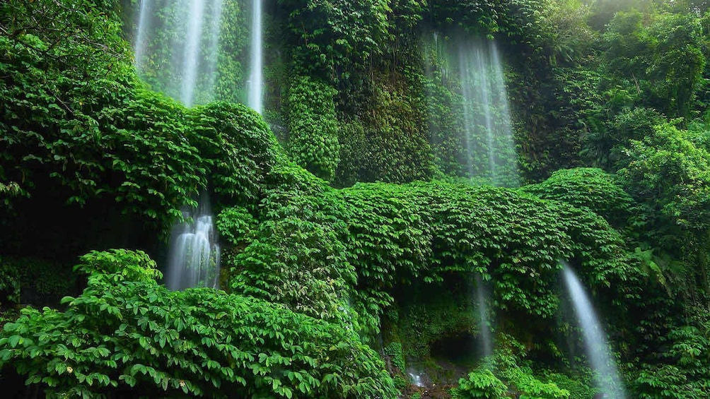 Lombok Villages and Waterfalls