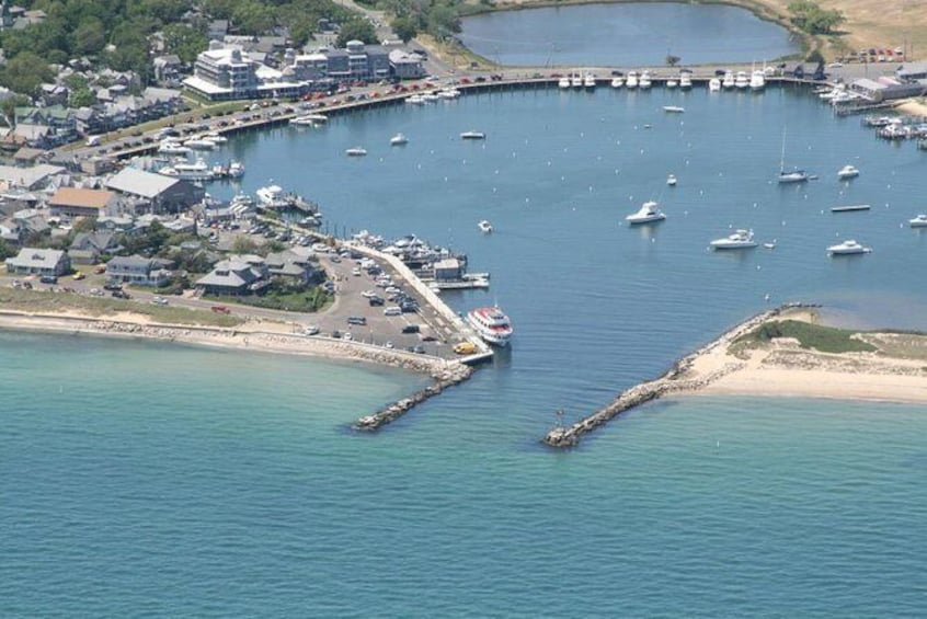 Show item 3 of 4. Boston to Woods Hole & Martha's Vineyard Ferry Private Chauffeur Service