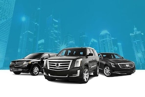 5-Hour Private Chauffeur Service from Boston