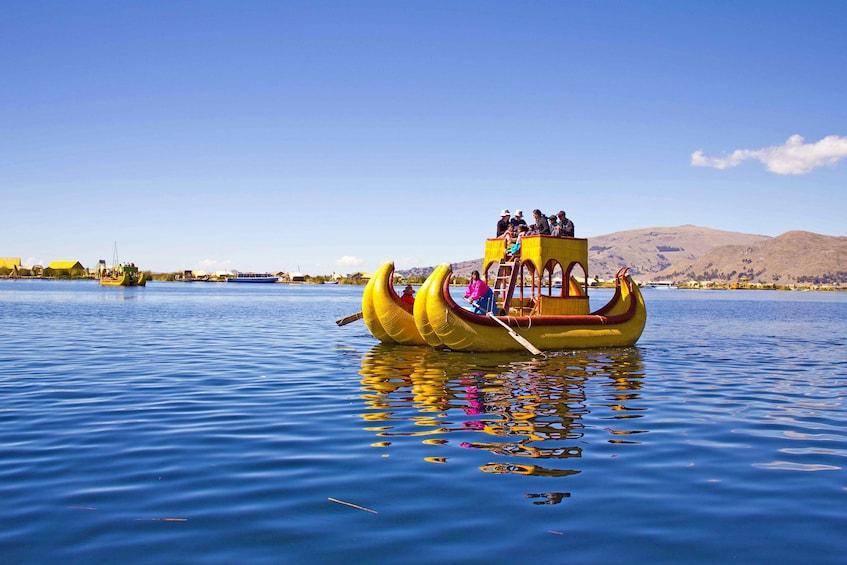 Show item 1 of 8. Machu Picchu & Lake Titicaca 7 Days