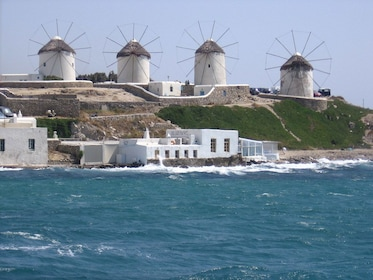 Mykonos Highlights and Party Tips From Your Welcome Driver