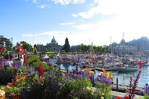 Tours from Vancouver to Victoria