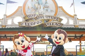 Leofoo Village Theme Park Ticket and Transfers