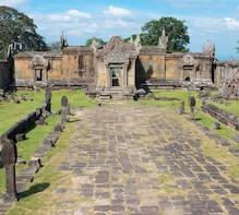 Preah Vihear Home of God