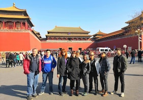 Forbidden City, Temple of Heaven, Summer Palace in One Day