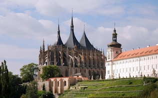 Kutna Hora The Town of Gothic Architecture and Silver