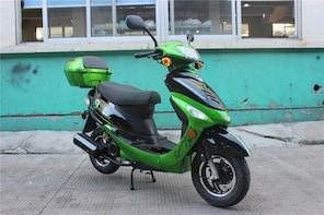 Rent a Scooter 1 Passenger