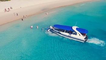 Whitsundays Day Tour - Whitehaven Beach - Snorkel - Resort
