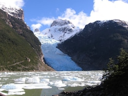 Full day navigation Balmaceda & Serrano Glaciers - Chile