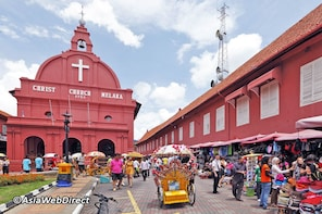 Cruise Arrival Special : Guided Melaka Shore Excursion