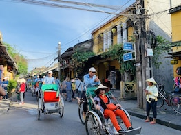 Full-day visit Hoi An & My Son Sanctuary from Da Nang