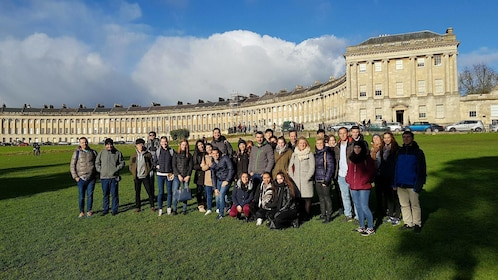 Full Day Bath and Stonehenge Tour from Brighton