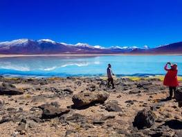 Uyuni Salt Flats & Colored Lagoons - 3Days *Upgrade Service*