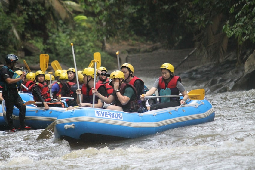 Show item 10 of 10. Kampar River White Water Rafting Adventure from Kuala Lumpur