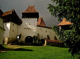 Day Trip to Sighisoara, Viscri, Rupea Fortress from Brasov