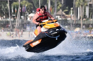 Jet Ski Circuit from Anfi Beach