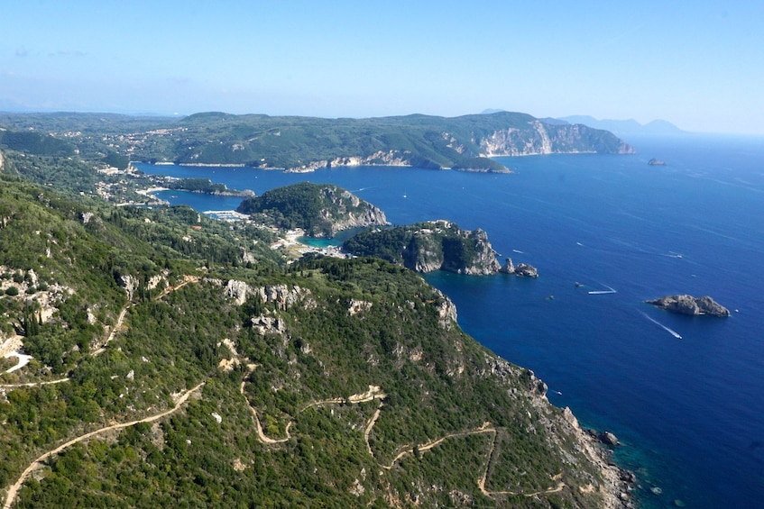 Show item 5 of 7. Half-Day Sightseeing Ride in Corfu
