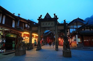 1-Way Private Transfer Service to Jinan from Tai'an