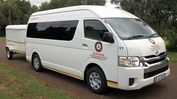 07:00 Phalaborwa to Johannesburg Shuttle