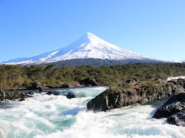Full Day Osorno Volcano and Petrohué Waterfalls - Chile