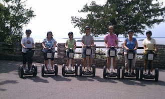 Guided Segway Tour of Peninsula State Park