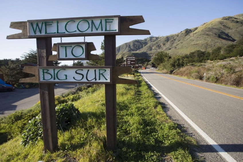 Show item 2 of 7. California Big Sur Self Guided Driving Tour