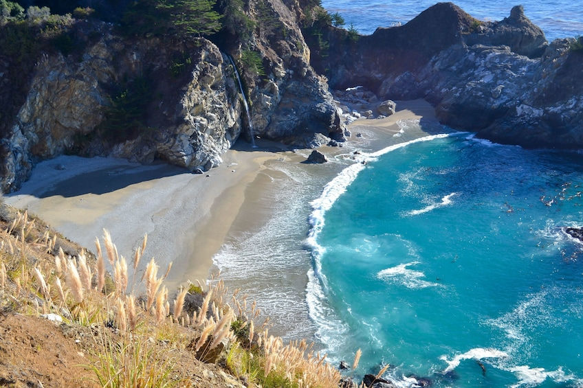 Show item 5 of 7. California Big Sur Self Guided Driving Tour