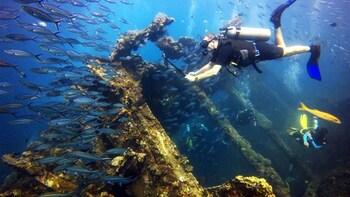 Bali Tulamben USAT Liberty Wreck Dive