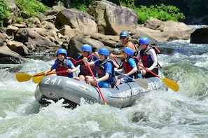 Whitewater Rafting experience in Goa