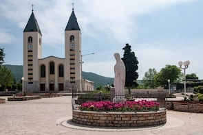 Bosnia and Herzegovina: Medjugorje Private Day Trip