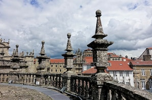Day Trip From Porto to Santiago de Compostela in Spain