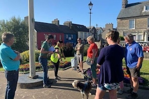 St Davids Comedy Walking Tour