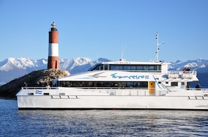 Beagle Channel & Sea Wolves Island Catamaran Cruise