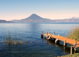LAKE ATITLAN LAKE TOUR FROM ANTIGUA