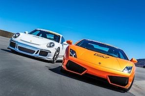 Battle of Legends Exotic Driving Experience in 3 Supercars