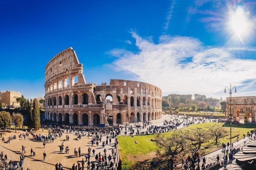 Rome the very best