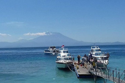 Gili Island Fast Boat Return Ticket